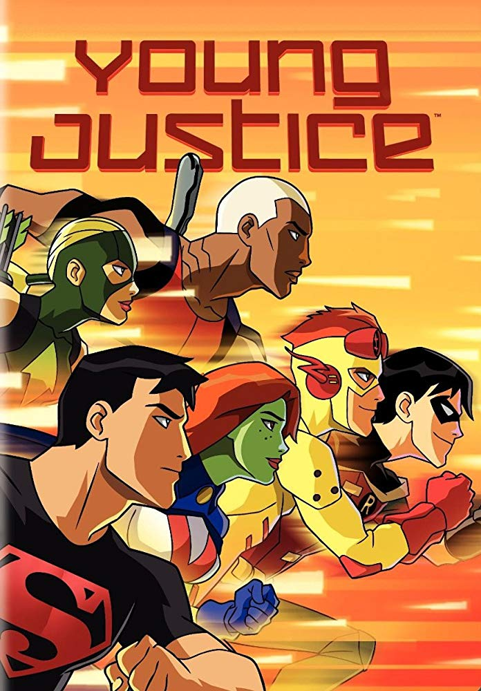 liga mlodych Young Justice