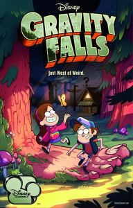 Wodogrzmoty Male Gravity Falls