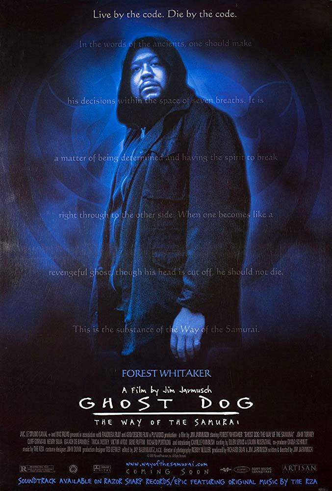 Ghost Dog Droga samuraja jarmusch