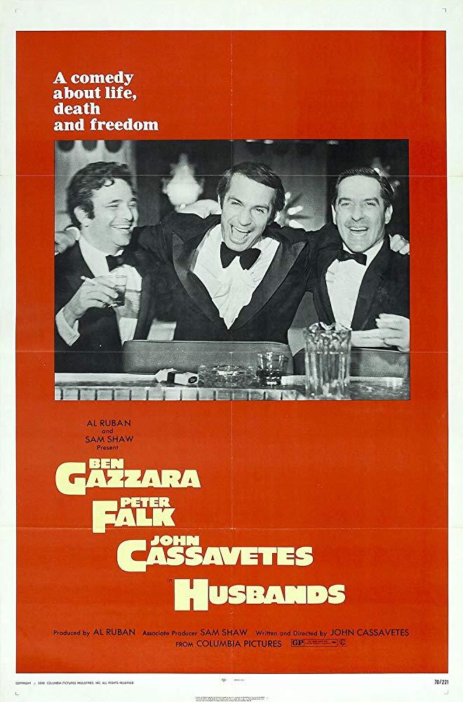 John Cassavetes husbands mezowie