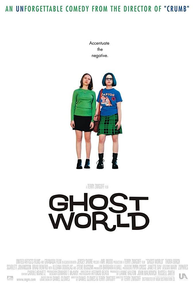ghost world 2001