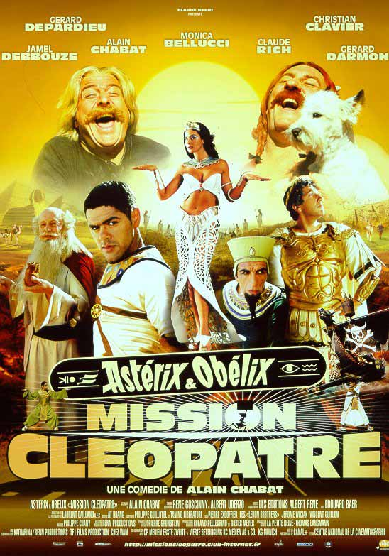Asterix i Obelix Misja Kleopatra 2002