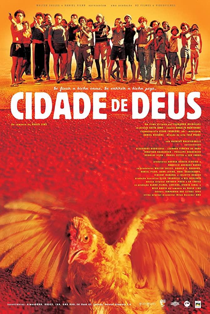 Miasto Boga 2002 city of god
