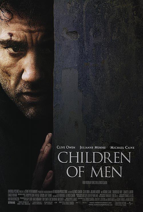 Ludzkie dzieci 2006 poster