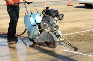 Asphalt Cutting In Los Angeles