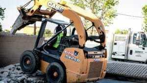 concrete demolition service corona