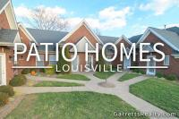 Patio Homes for Sale Louisville KY - Updated Every 15 Minutes