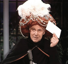 Carnac The Magnificent And Living Your Passion Garrison