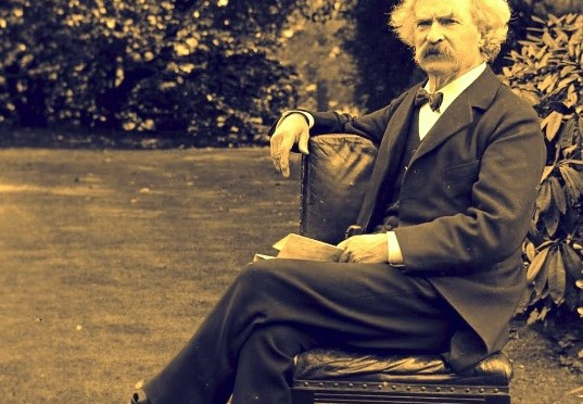 Mark Twain's Profound Insight into the Entrepreneur