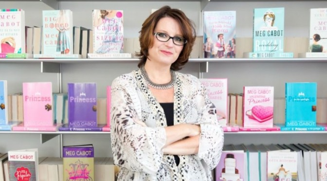 DESIGN YOU Quote of the Day: Meg Cabot