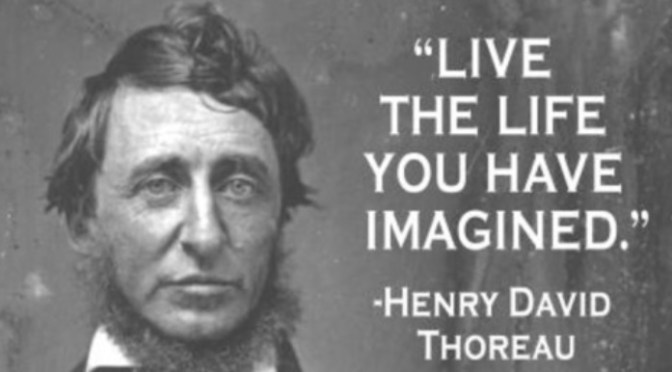DESIGN YOU Quote of the Day: Henry David Thoreau
