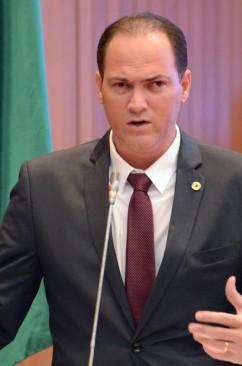 Deputado Sousa Neto: genro da prefeita com doações suspeitas em sua campanha