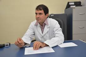 O médico  Benedito Sabak