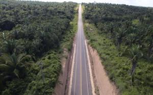 Estrada do Arroz é uma das obras que serão entregues por Flávio Dino