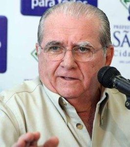 O ex-prefeito João Castelo: aliado do ex-juiz da Ficha Limpa