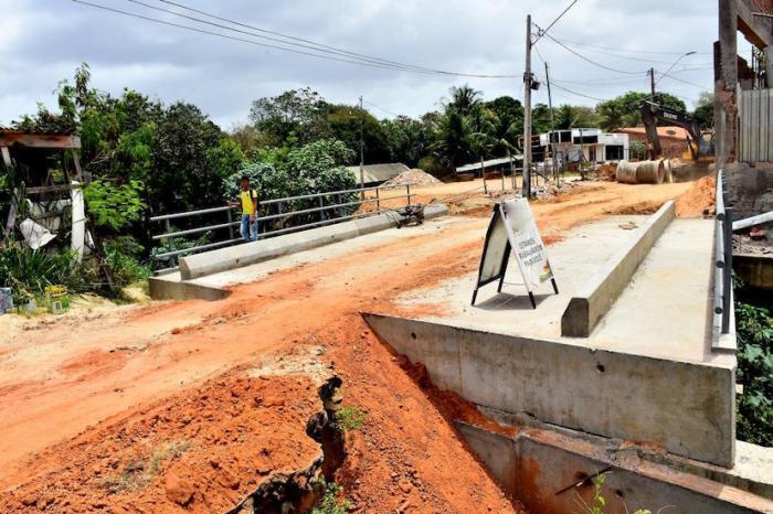 Prefeitura de São Luís continua trabalhando em ritmo acelerado para beneficiar a população de São Luís