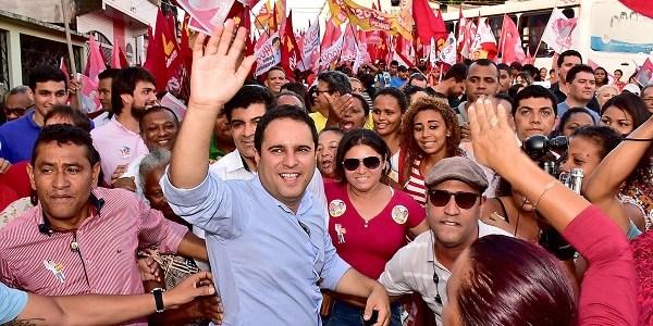 Segundo Data M Edivaldo venceria as eleições com 57,9% dos votos válidos