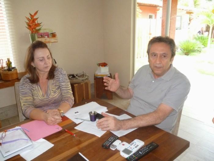 Teresa e Ricardo Murad: intereses políticos acima do interesse da população