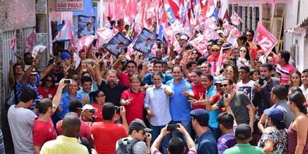 Ibope/Globo aponta reeleição de Edivaldo neste domingo