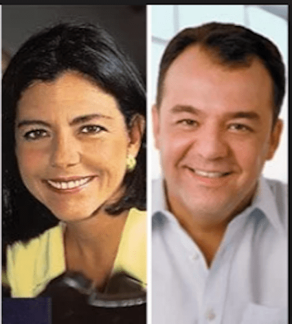 Roseana e Sérgio Cabral:  isenções fiscais e rombo nas contas públicas