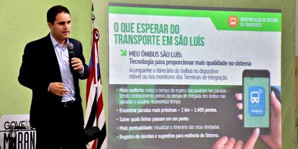 Edivaldo apresenta a prefeitos experiências exitosas