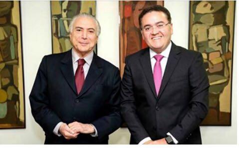 Rocha Rocha teme que pessoas indicadas por ele percam cargos no governo Temer após saída do PSB