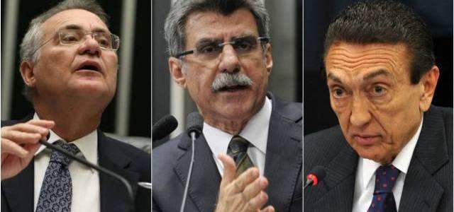Lava Jato: Federal atribui a Renan, Jucá e Lobão corrupção e lavagem em Angra 3