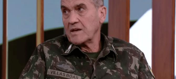 'Ditadura nunca é melhor', diz comandante do Exército