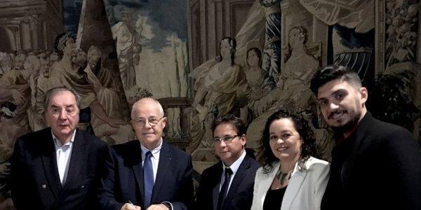 Prefeituras de São Luís e da cidade francesa de Saint-Malo assinam acordo de cooperação