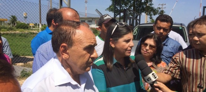 Roseana Sarney quer Madeira como vice ou senador