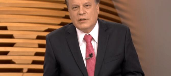 """Chico Pinheiro diz que """"é uma luta desmontar esses esquemas"""" de anos e anos de corrupção"""