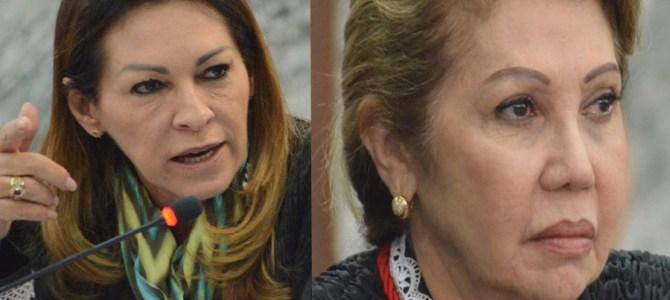 As chicanas de Nelma e Cleonice para salvar Zé Vieira