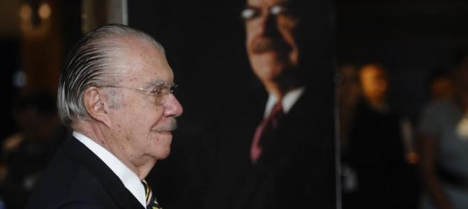 Sarney no comando: Flávio Dino é a primeira vítima da mudança na direção da PF