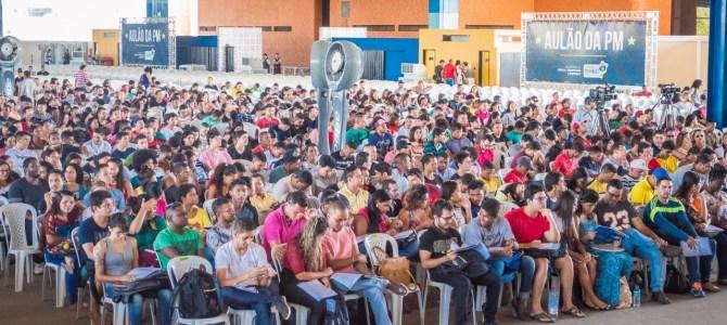 Candidatos do Maranhão farão prova do concurso da PM em São Luís, Imperatriz e Caxias