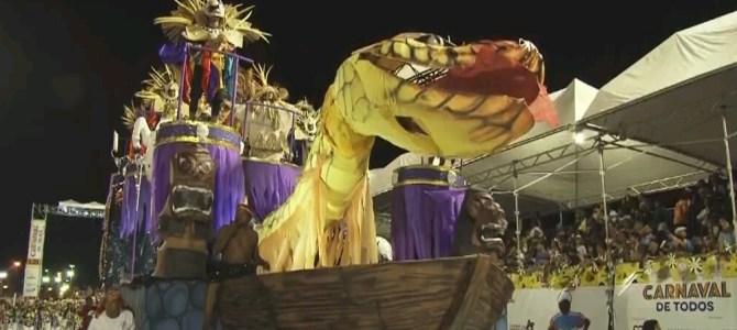 Marambaia é campeã do Carnaval de São Luís