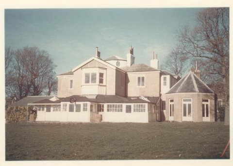 Pegwell Lodge in 1952