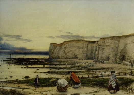 William Dyce Pegwell Bay, Kent - a Recollection of October 5th, 1858