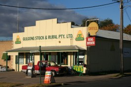 Street Scenes from Gulgong, the town on the Ten Dollar Note (1)