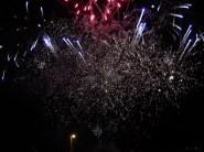 NYE Fireworks 2013 2