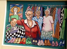 Murals on Community Centre in Broken Hill 2016-03-14 (3)