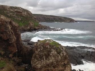 Kangaroo Island Coastline June 2016