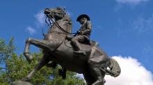 Boer War Memorial 1906