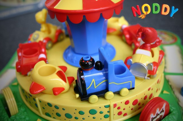 Noddy Action Game for Ravensburger [Seven Towns Ltd]