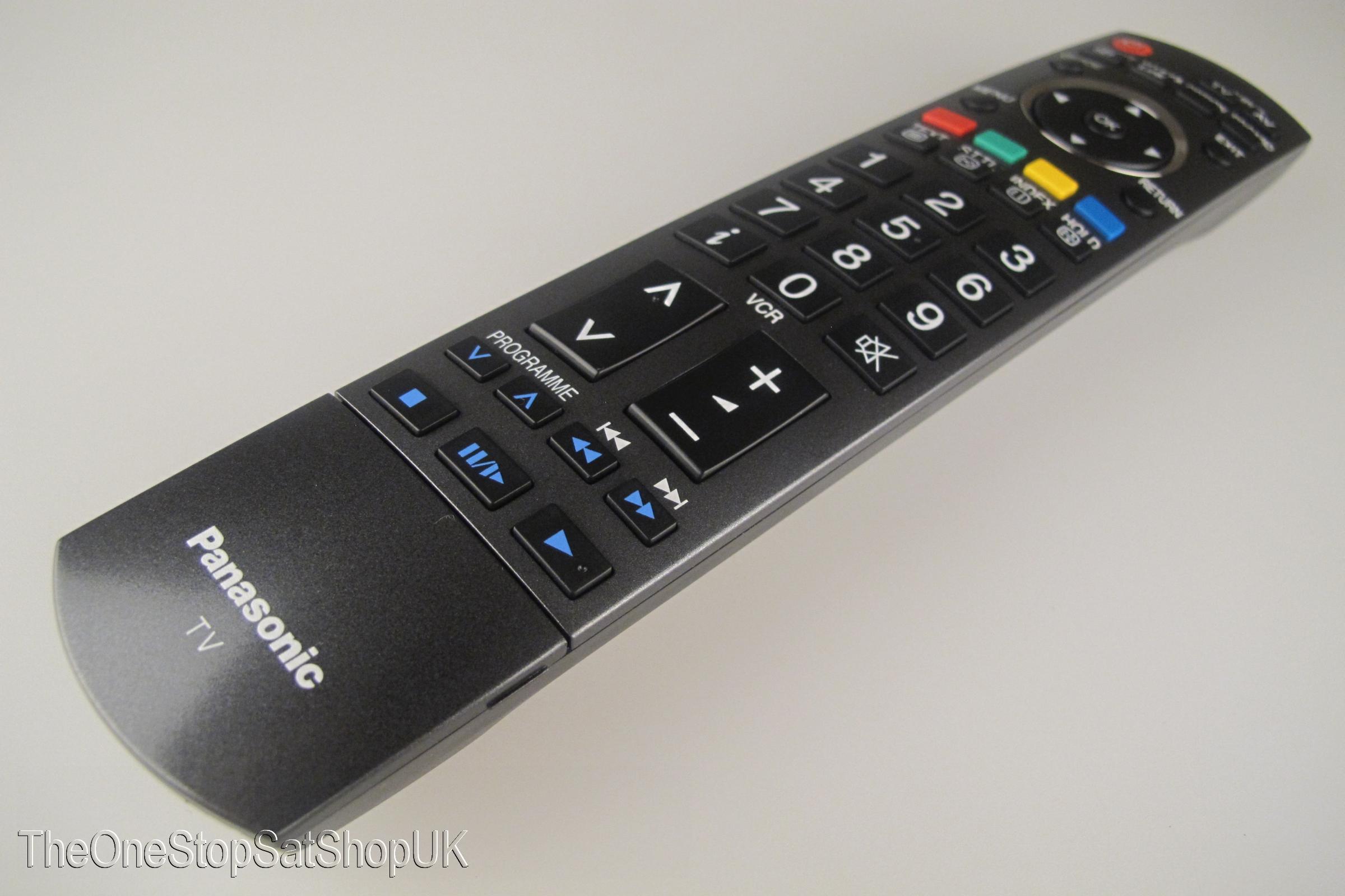 Panasonic Genuine N2QAYB000238 / N2QAYB000328 TV Remote Control | eBay