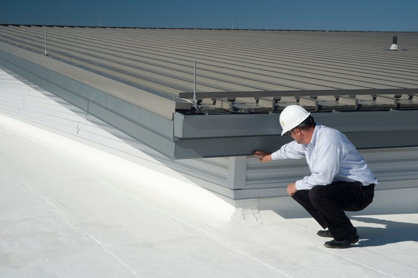 Metal Roof Rehabilitation Knowing Whether To Retrofit Recoat Or Replace Gartalk Blog