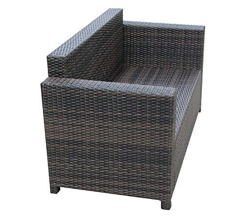 Polyrattan Lounge Set. Simple Rattan Lounge Sofa Full Size Of ...