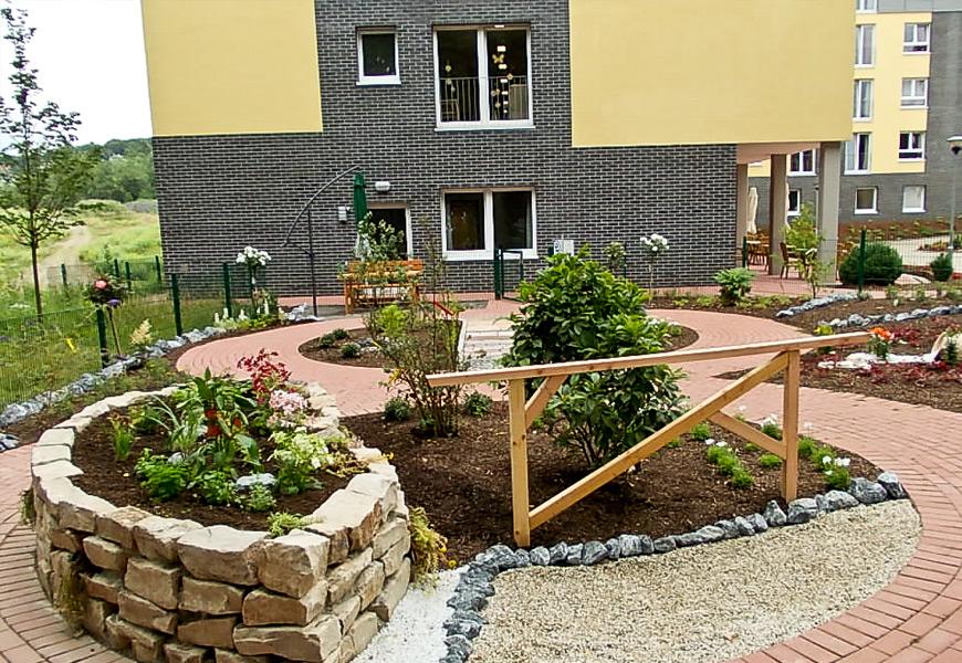 Stockderstiftung Teil 2 Garten Der Sinne Garten Und Stein Design