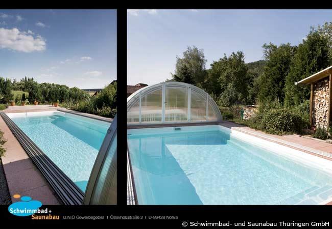 Schwimmbad Im Garten
