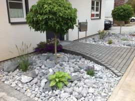 vorgarten pflegeleicht | sichtschutz, Haus und garten