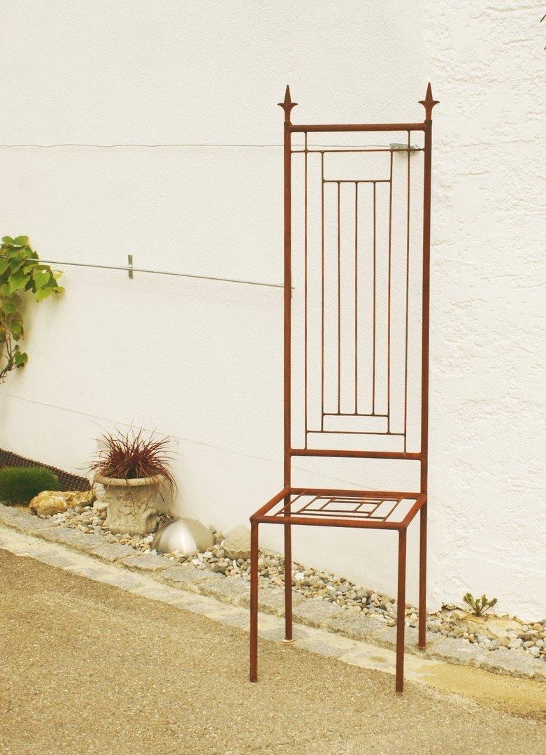 Eisenstuhl Garten Startseite Design Bilder